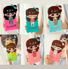 Lovely 3D Cartoon rubber case cover for Samsung Galaxy Core Plus SM-G350 / G3502