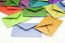 "5 ""x 7"" (133x184mm) Diamond Flap Envelopes 100gsm - 20+ colours available"