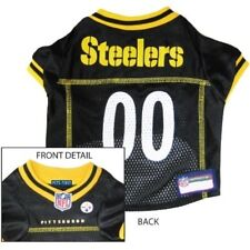 Pittsburgh Steelers Nylon Dog Jersey Pet's First Unisex
