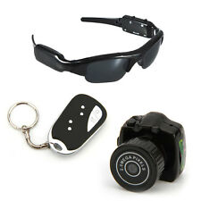 Spy Pen Sunglasses Car Key DV Voice Recorder DVR Portable Hidden Camera WebCam