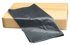 """GOOD QUALITY"" BLACK BAGS REFUSE SACKS BIN LINERS BAG GENERAL WASTE 140G HOME"