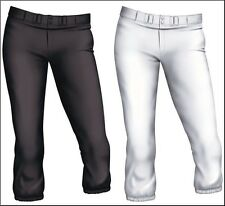 Easton Women's Adult Low Rise Fastpitch Softball Pro Pants, A164147