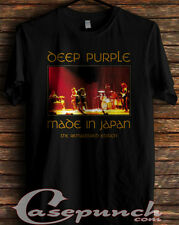 AN DEEP PURPLE-MADE IN JAPAN NEW Black 1 t-shirt (longsleve & hoodie available)