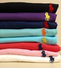 NWT Polo Ralph Lauren V-Neck T-shirts! Back To School Summer Sale!
