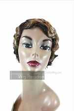 Vanessa Fifth Avenue Collection Synthetic Fingerwave Mommy Greta Wig