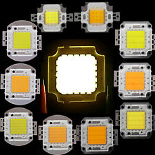 10W 20W 30W 50W 80W 100W High Power Bright LED Light Lamp Chip Cool Warm White