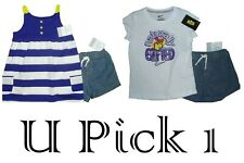 SHIRT SHORTS UNDER ARMOUR NIKE CARTERS SET OUTFIT LITTLE GIRLS ATHLETIC WEAR BTS
