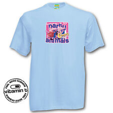 The Clangers T-Shirt. Party Animals T-Shirt Retro tv Gift idea For Him Her Cool