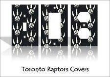 Toronto Raptors Light Switch Covers Basketball NBA Home Decor Outlet