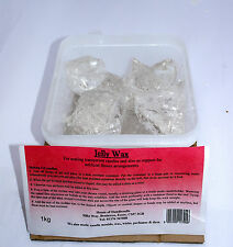 Gel wax for candle making (jelly wax) crafts