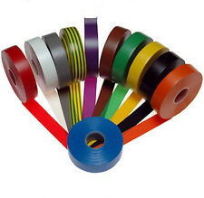 High Quality 10M Electrical PVC Insulation Insulating Tape - 18mm 5colours