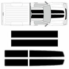 Chevy Colorado or Canyon EZ Rally Racing Stripes 3M Vinyl Stripe Decals Graphics
