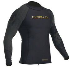 Gul Viper Recore Mens Thermal LS Rash Vest