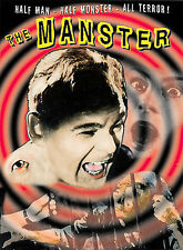The Manster (DVD, 2003)