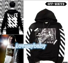 Off White C/O Virgil Abloh Pyrex Vision S/S 2014 Religion Long Sleeve Hoodie