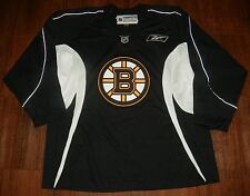 Boston Bruins Reebok Practice V-Neck Jersey New