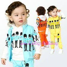 New Cool British Soldiers Print Baby Boy Clothes Vest Suits Girls Outfits 0-3T