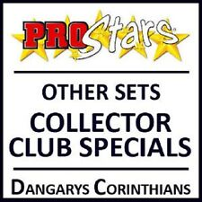 Corinthian Prostars Other Sets: COLLECTOR CLUB SPECIAL Blisters