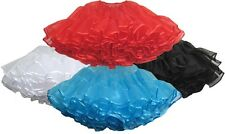Vintage Short Tutu Retro Rockabilly Layered Petticoat Crinoline Underskirt Dress