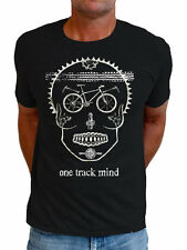 One Track Mind T Shirt From Cycology Clothing - Black