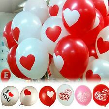 "50pcs 12"" Birthday Wedding Party Decor Latex Helium Quality Balloons New"
