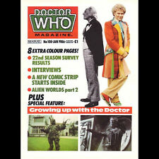 Doctor Who Magazine Issues 101 - 150: Near Mint!