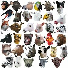 Animal Kingdom Fancy Party Overhead Masks LATEX