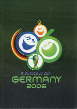 PANINI WORLD CUP GERMANY 2006 PREMIUM FOOTBALL CARDS 121 - 180 ALL BRAND NEW