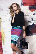 NIP Anthropologie Montagne Pencil Skirt by Tracy Reese Sz 0 4 Petite 6