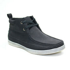 Arider COSMO-01 Men's High Top Casual Shoes  - BLACK
