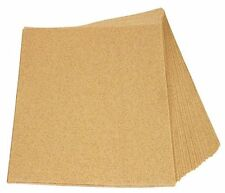 Various Grade Sandpaper Fine Medium Coarse Assorted Single or Pack Various Grit
