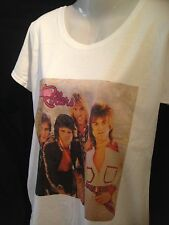 Bay City Rollers  LADIES Fitted T Shirt - sizes XSmall to XXXL