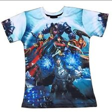 League Of Legends LOL Man T-Shirt Short Sleeve Game Personality Shirt New Arrive
