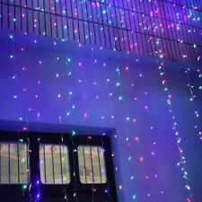 3 x 3m 300 SMD Wedding Party Christmas Curtain LED String Light in/outdoor Wp