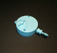Music Box Movement for Crib Mobile, Teal, New Color, Many Lullaby Children Songs