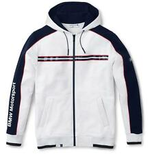 BMW Men Hooded Motorsport Sweat Jacket