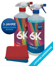 Surface Spray 6K Glass & Stainless Steel Easy-Clean Water-Repellant