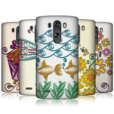 HEAD CASE QUILLING SNAP-ON BACK COVER FOR LG G3 D850