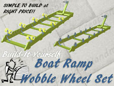 1200lb. to 2000lb. Capacity Build Your Own Kit For Boat Ramp - EXTRA ROLLERS