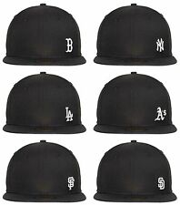 New Era 59FIFTY - Flawless Mini Logo MLB Baseball Fitted Hat / Cap