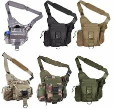 Advanced Tactical Lightweight Military Camo MOLLE Shoulder Bag Rothco