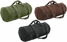 Rothco Heavyweight Canvas Water Repellent Double-Ender Sports Bag Duffle Bag
