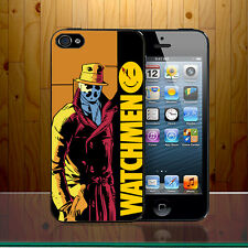 Rorschach Watchmen Marvel Anti-hero Smiley Face Mask Hard Phone Case Cover Z212