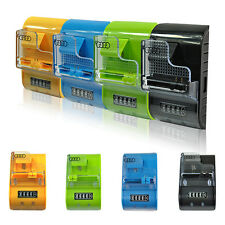 Universal Charging USB Wall Battery LCD Display Mobile Phone Charger USB Port