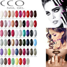 CCO UV NAIL GEL POLISH FOR SHELLAC STYLE NAILS - NEW COLOURS JUST ADDED