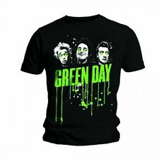 Green Day 'Drips' T Shirt - New & Official Band Licensed Merch