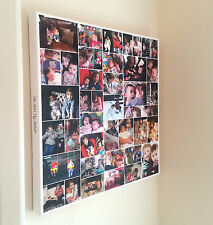 Photo Collage Canvas -  Perfect Gift for Child Baby Boy Girl Birthday
