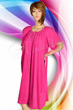 Terry Cover-up Dress Shift S M L XL 2X 3X Terry Swimming Summer Beach Pool Gown