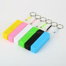 2600mAh Power Bank External Battery USB Charger For iphone HTC Samsung DX