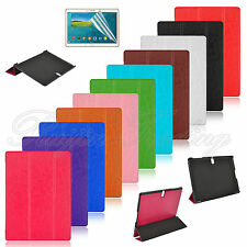 "Folio Ultra Slim Shell Case w Stand Cover For Samsung Galaxy Tab S 10.5"" SM-T800"